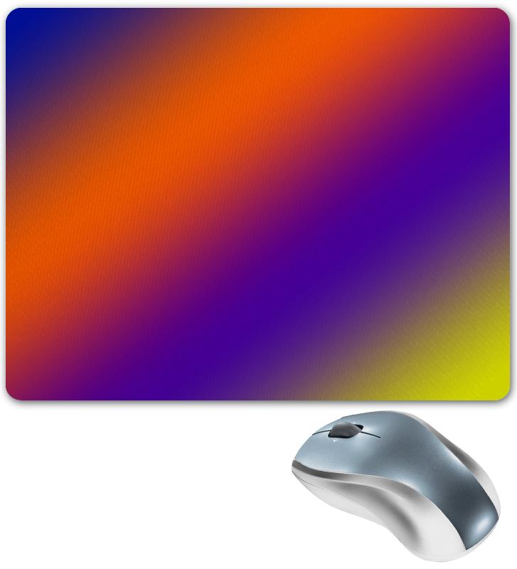Коврик для мышки Printio Градиент красок коврик для мышки printio битва красок