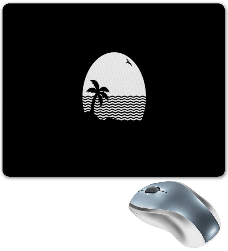Коврик для мышки Printio Остров цена