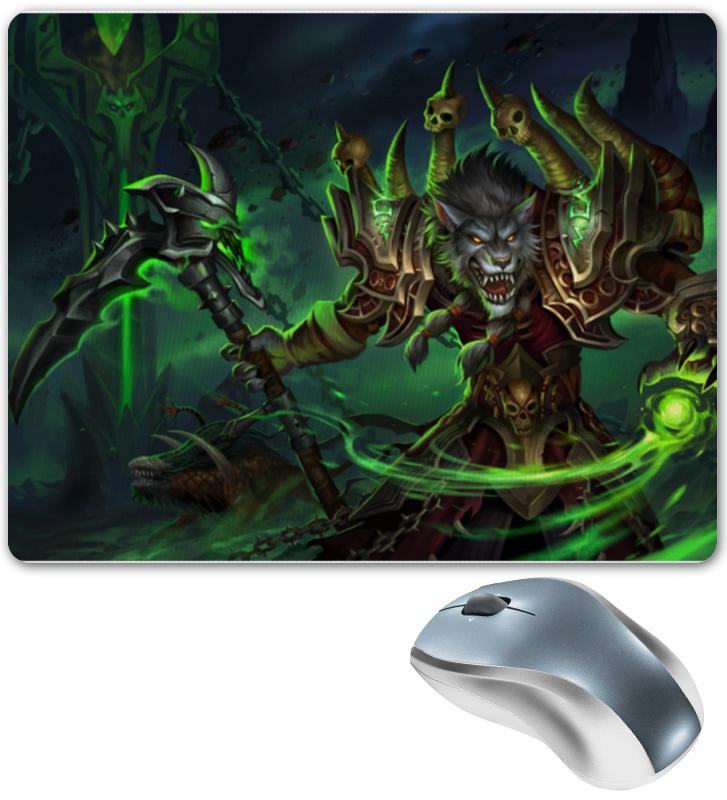 Коврик для мышки Printio World of warcraft цена