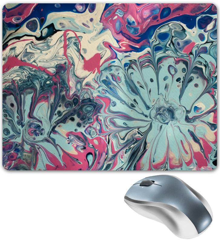 Коврик для мышки Printio Фантазийные цветы коврик для мышки printio цветочная цепочка