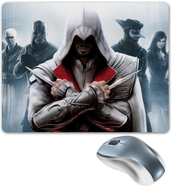 Коврик для мышки Printio Assassin цена и фото