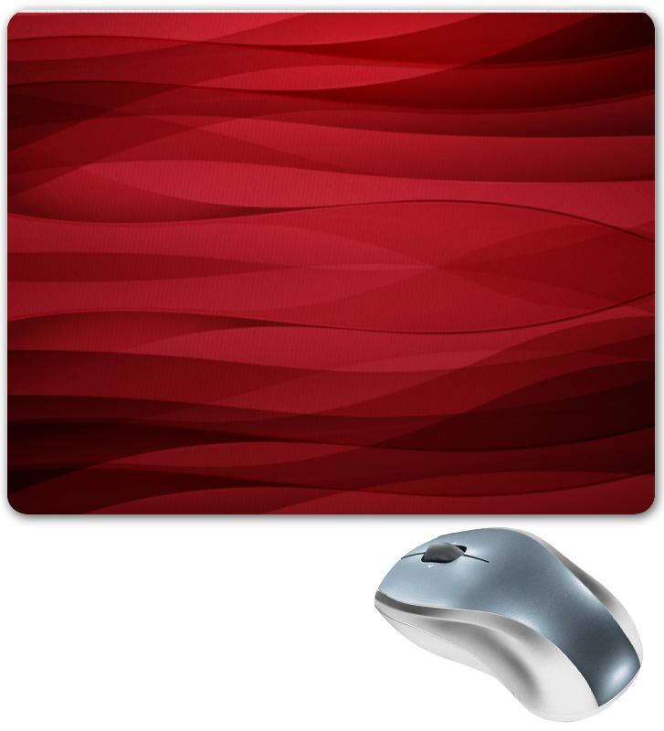 Коврик для мышки Printio Красная абстракция цена и фото