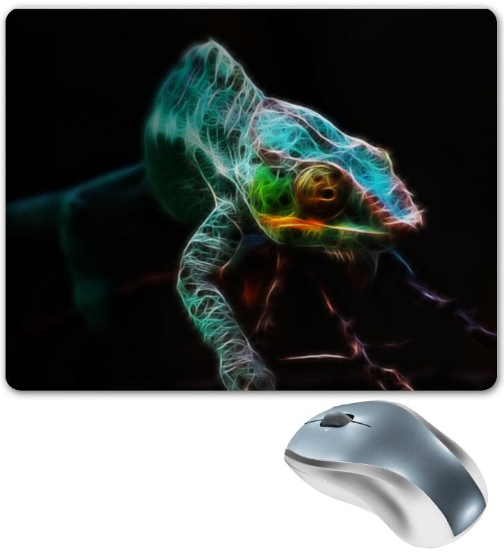 все цены на Коврик для мышки Printio Хамелеон онлайн