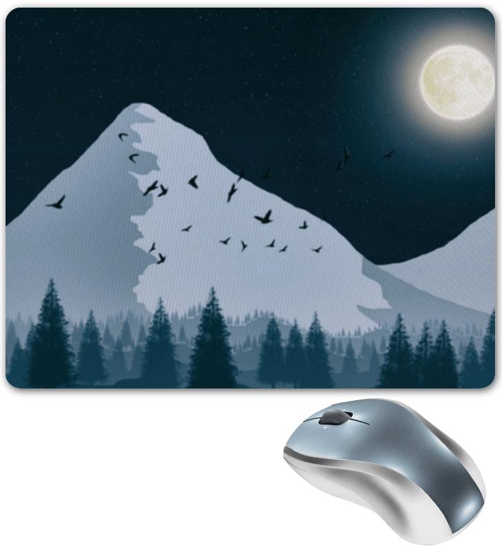 Коврик для мышки Printio Ночной лес