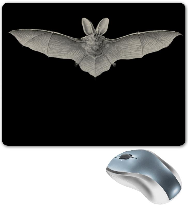 Коврик для мышки Printio Летучая мышь, ernst haeckel