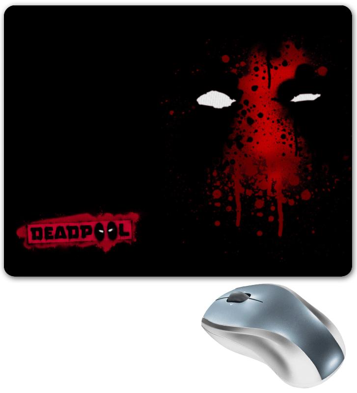 Коврик для мышки Printio Deadpool
