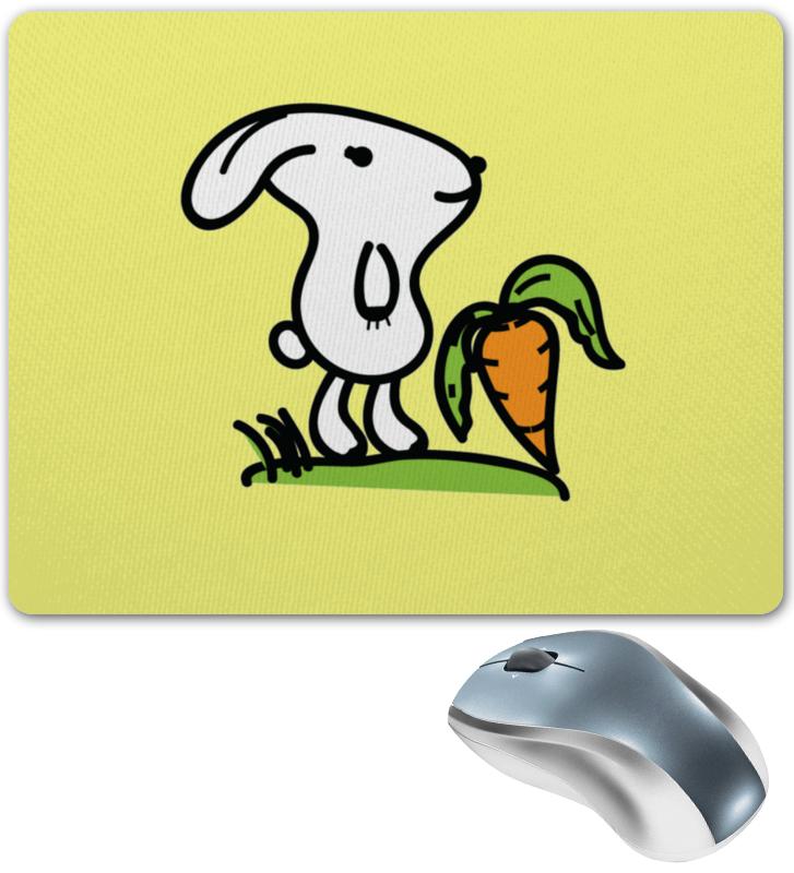 Коврик для мышки Printio Кроликус слюнявчик printio кролик с морковкой