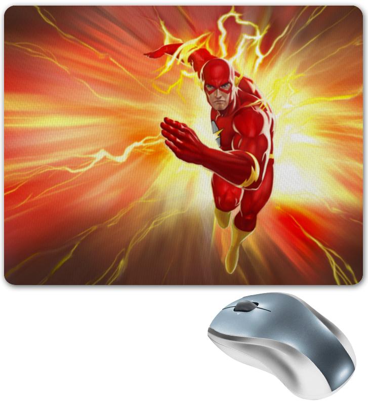 Фото - Коврик для мышки Printio Флэш (flash) meike fc 100 for nikon canon fc 100 macro ring flash light nikon d7100 d7000 d5200 d5100 d5000 d3200 d310
