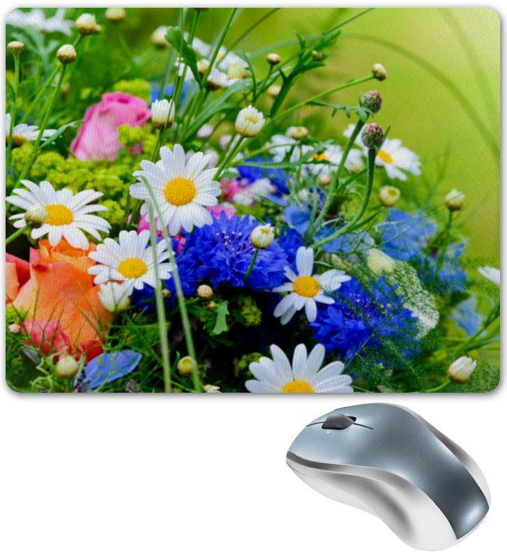 Коврик для мышки Printio Цветы