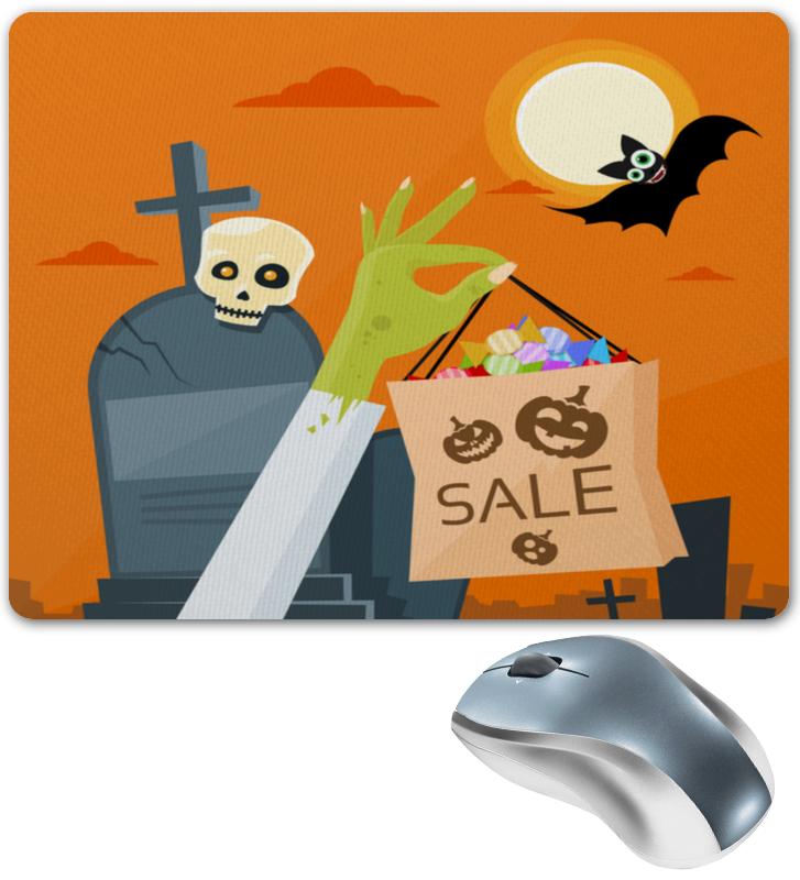 Коврик для мышки Printio Ночь хэллоуина ао070 счастливого хэллоуина набороткрытка абрисарт абрисарт