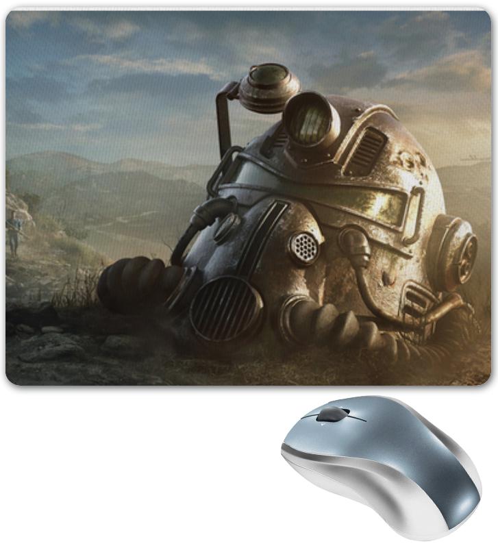 Фото - Коврик для мышки Printio Fallout 76 коврик для мышки printio fallout 4 дверь убежища 111