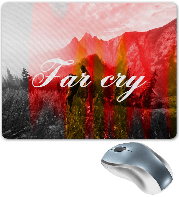 Коврик для мышки Printio Far cry коврик для мышки printio far cry 4