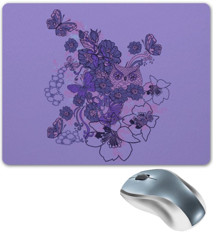 все цены на Коврик для мышки Printio Сова в цветах онлайн