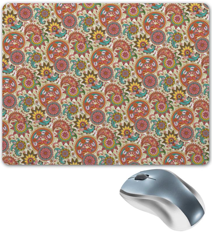 Коврик для мышки Printio Пейсли (народные мотивы) коврик для мышки printio разноцветные пейсли индийский огурец