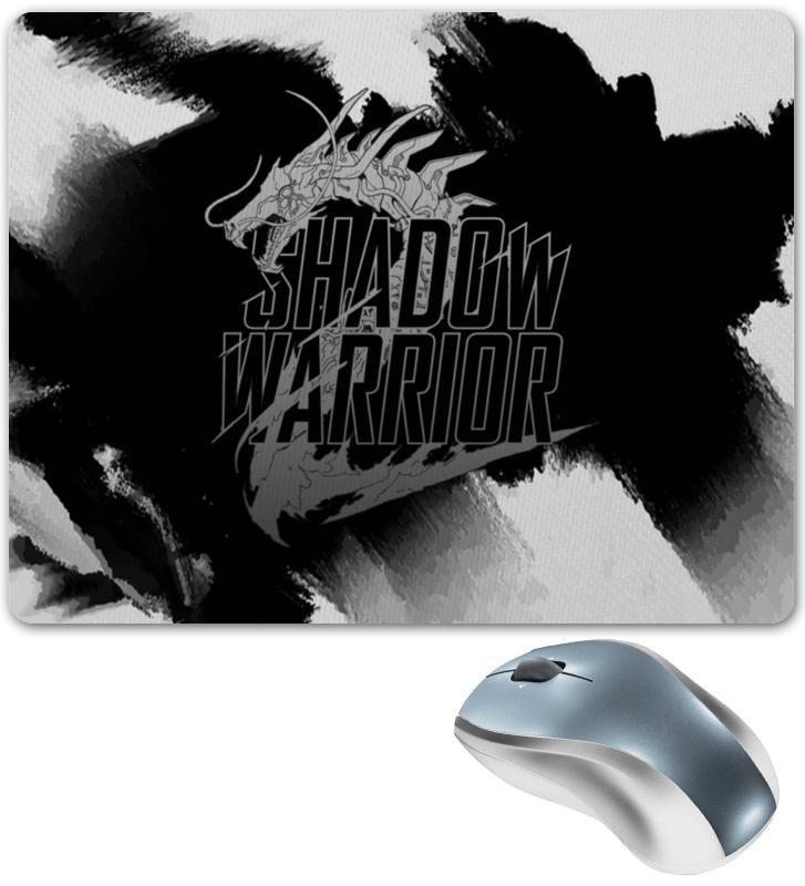 Коврик для мышки Printio Shadow warrior запасные плечи для арбалета wr warrior hl ten point w10206