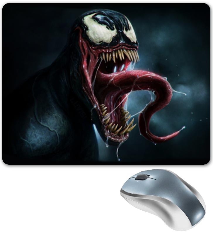 Коврик для мышки Printio Веном (venom) плакат a3 29 7x42 printio venom веном