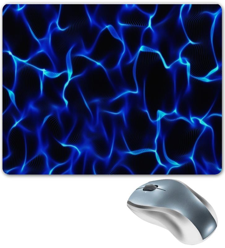 Printio Синие волны коврик для мышки printio синие краски