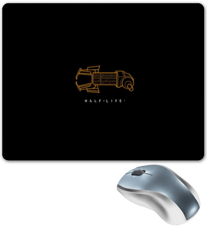 Коврик для мышки Printio Half-life half a life