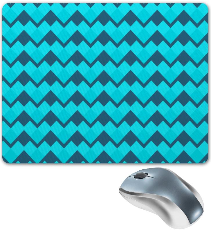 Коврик для мышки Printio Голубой орнамент коврик для мышки круглый printio орнамент