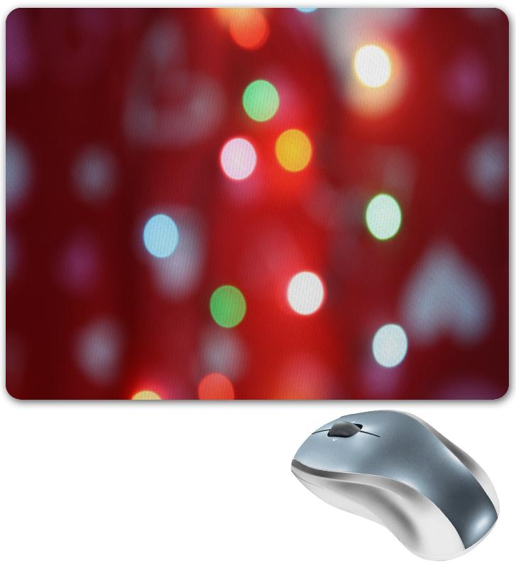 Коврик для мышки Printio Блестящие круги