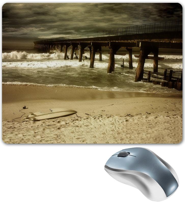 Коврик для мышки Printio Шторм нож шторм