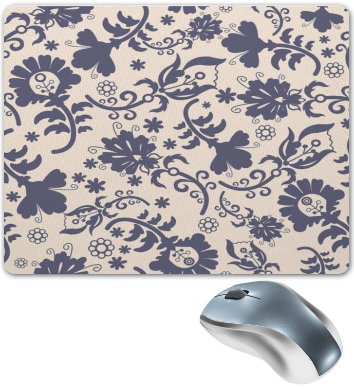 Коврик для мышки Printio Весенний узор футболка print bar узор весенний