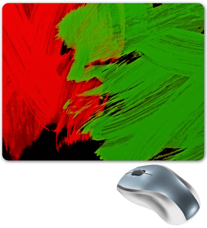 Коврик для мышки Printio Битва красок коврик для мышки printio битва красок