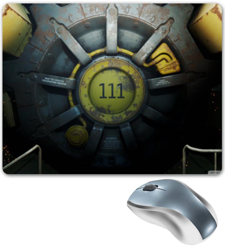 Фото - Коврик для мышки Printio Fallout 4, дверь убежища 111 коврик для мышки printio fallout 4 дверь убежища 111