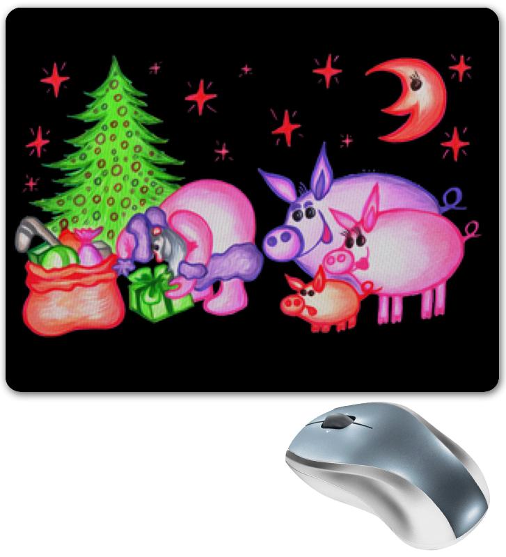 Коврик для мышки Printio Внезапная встреча открытка printio новогодняя игрушка