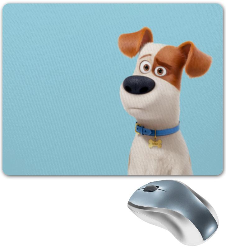 Коврик для мышки Printio Макс (max) ночник тайная жизнь домашних животных pets с датчиком освещенности
