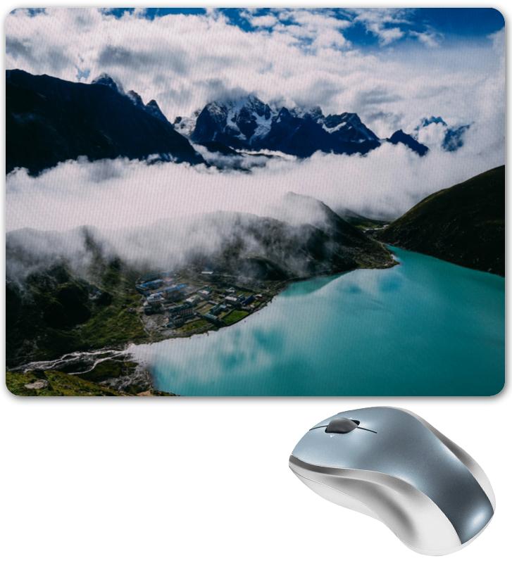 Коврик для мышки Printio Туман в горах коврик для мышки printio река в горах
