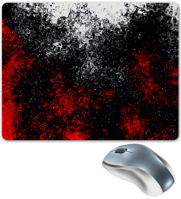 Коврик для мышки Printio Смесь красок коврик для мышки printio полосы красок