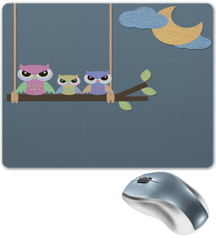 Коврик для мышки Printio Качели качели