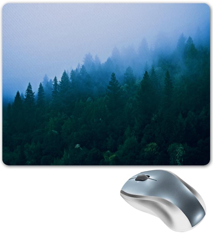 Коврик для мышки Printio Лесной пейзаж бомбер printio лесной пейзаж