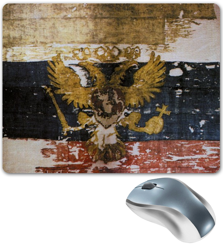 Коврик для мышки Printio С флагом