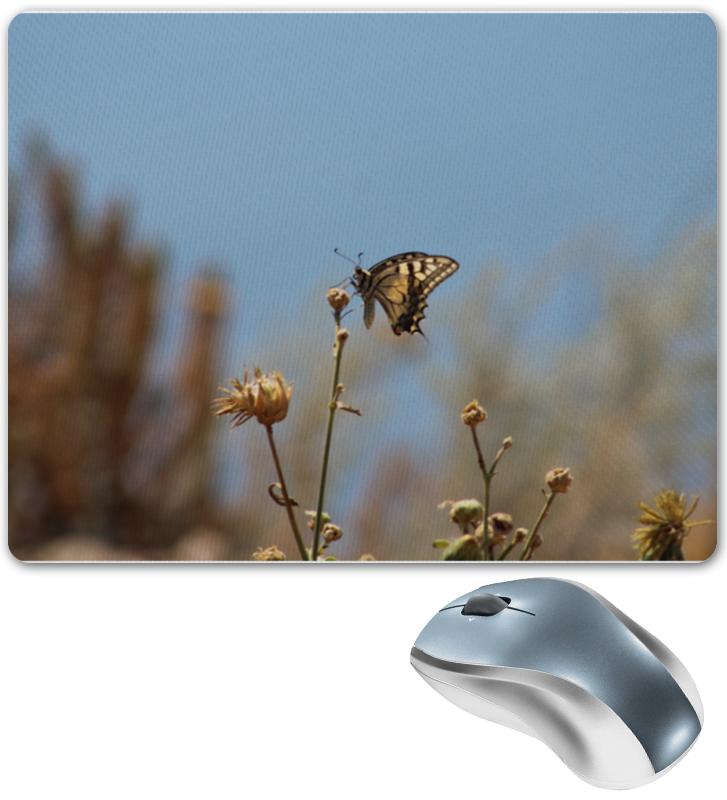 Коврик для мышки Printio Бабочка махаон махаон лётчики