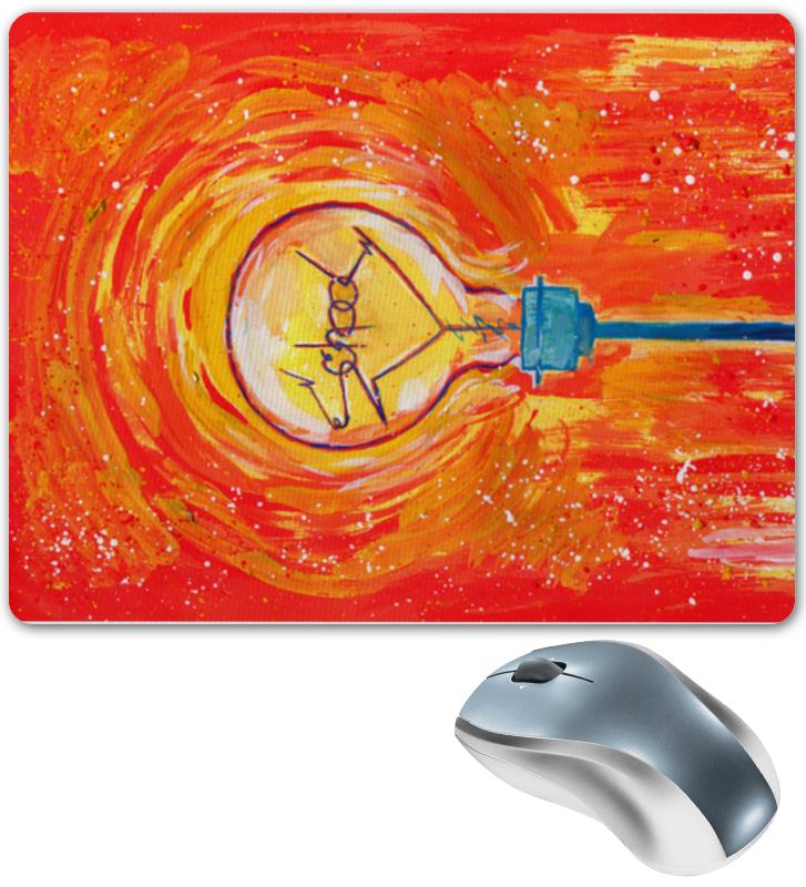 Коврик для мышки Printio School лампочка криптоновая maglite к арт s4 в блистере 947261