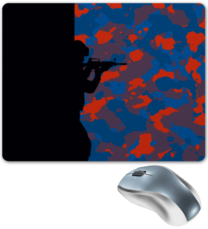 Коврик для мышки Printio Counter strike цена