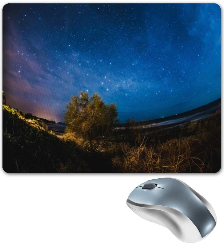 Коврик для мышки Printio Звездная ночь планшет а4 звездная ночь лам картон