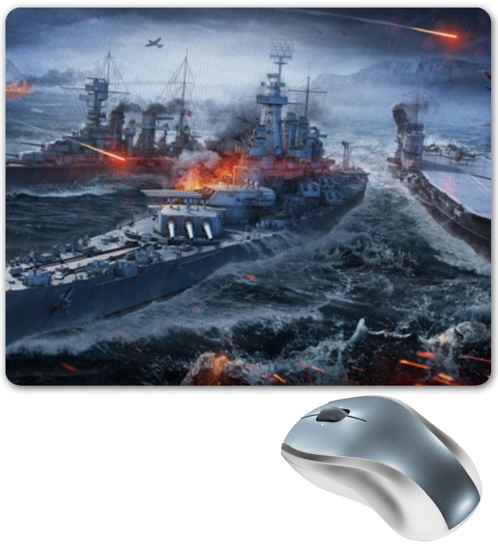 Коврик для мышки Printio World of warships