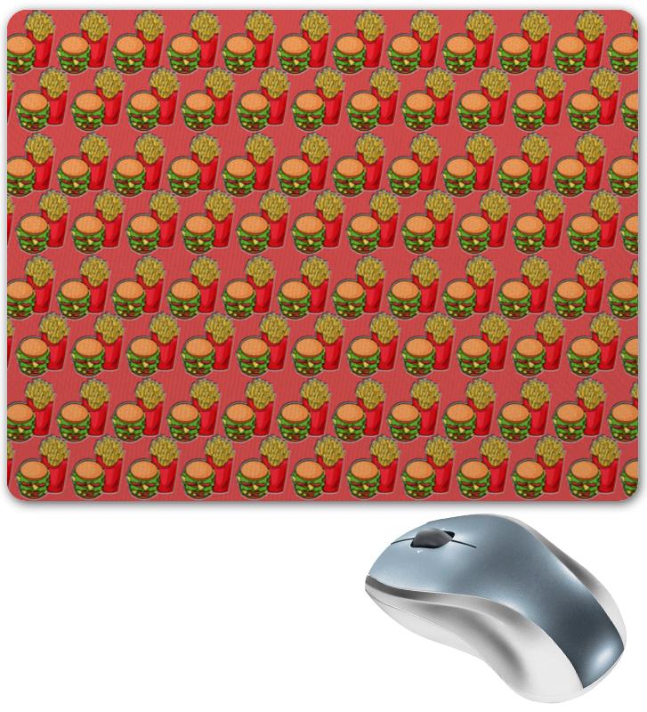Коврик для мышки Printio Фастфуд сумка printio фастфуд