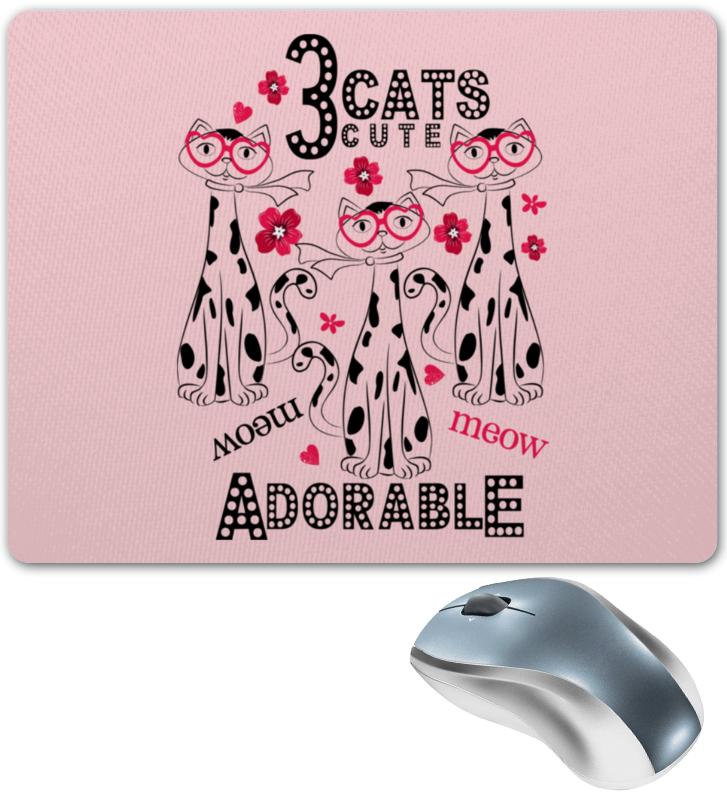 Коврик для мышки Printio Кошки для кошки