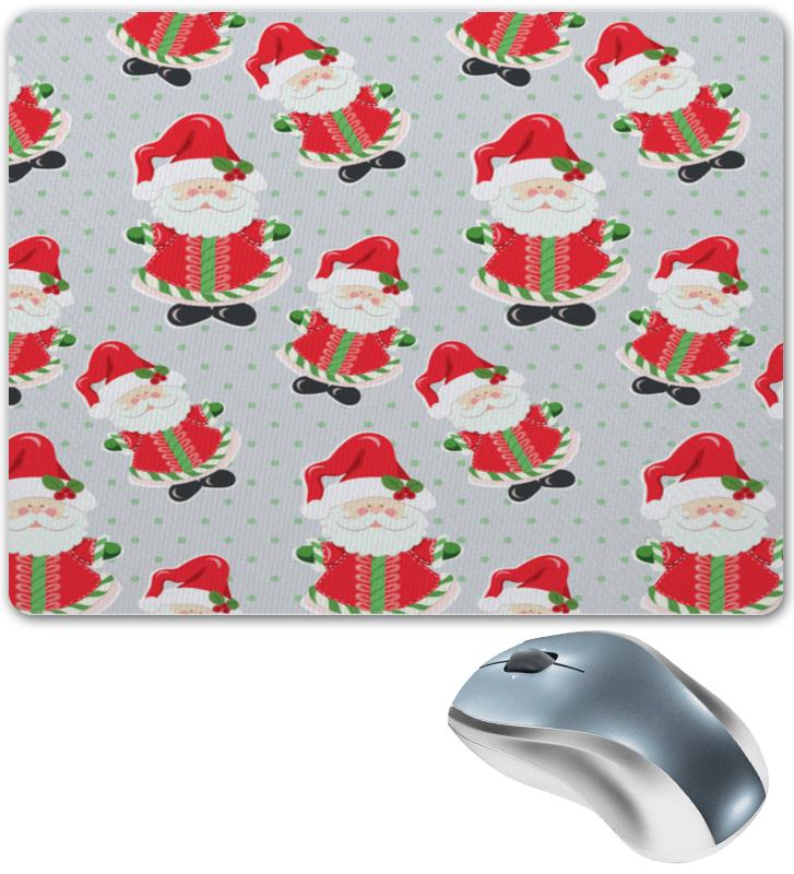 Коврик для мышки Printio Дед мороз фигурки sweet home ёлочное украшение дед мороз
