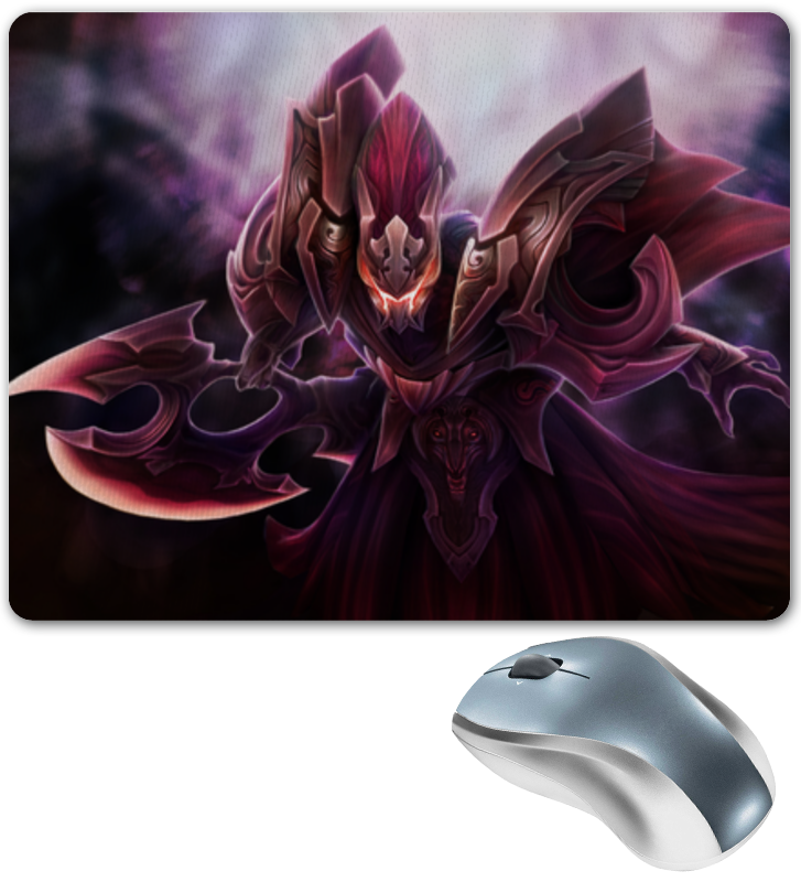 Коврик для мышки Printio Dota 2 spectral guardian fgx 205p spectral optical wedge dimensions 50 8 thickness 3 0 15 mm