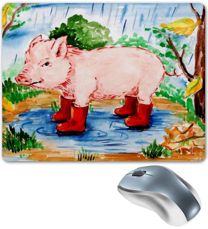 Фото - Printio Маленькая свинка коврик для мышки круглый printio веселая свинка символ 2019 года