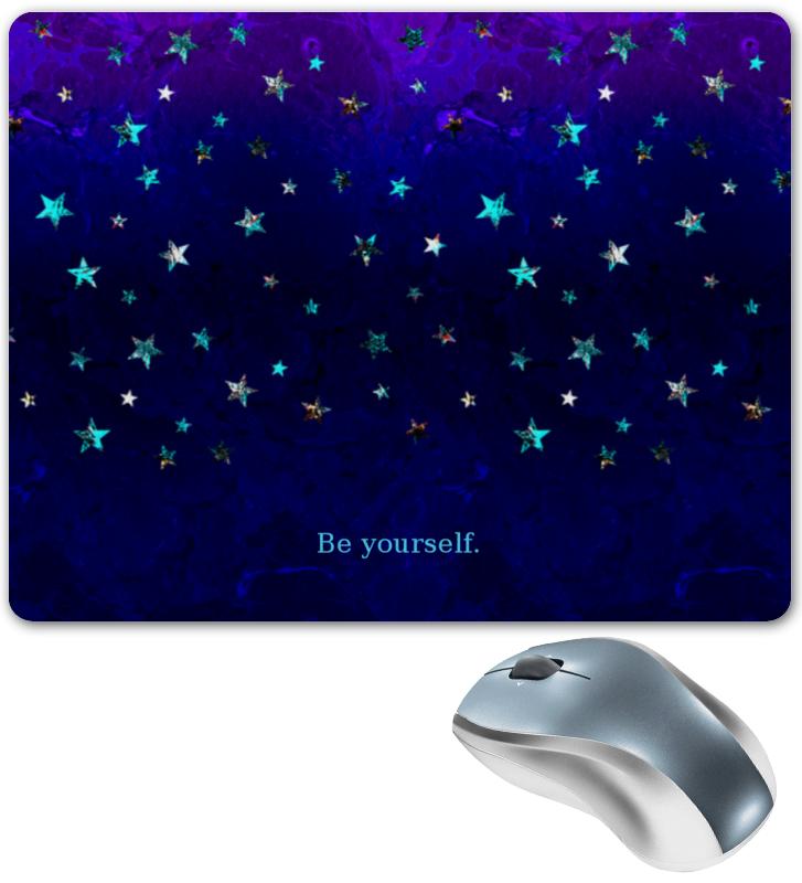 Коврик для мышки Printio Яркий красивый модный гелакси дизайн - паттерн плакат a3 29 7x42 printio яркий красивый модный гелакси дизайн паттерн
