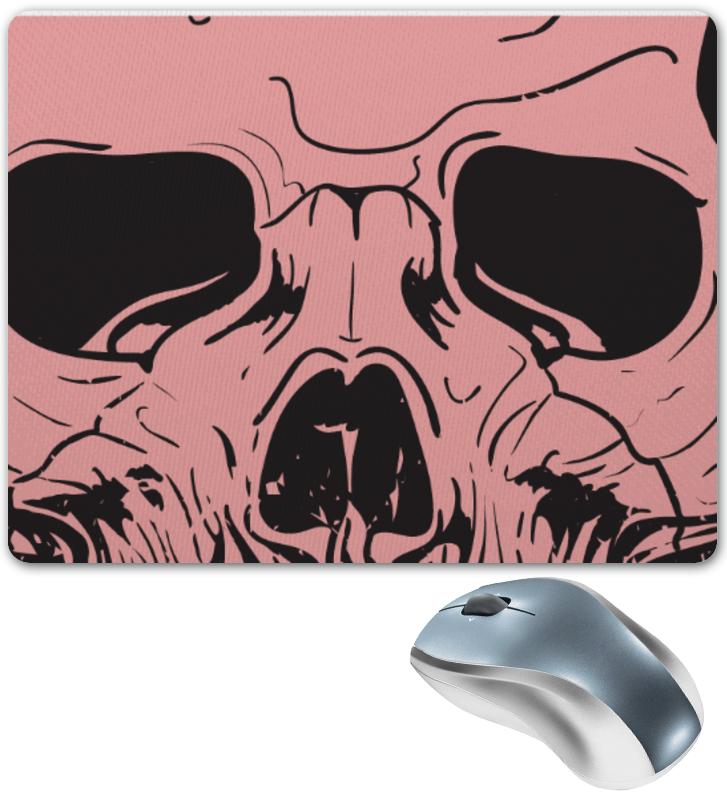Коврик для мышки Printio Череп коврик для мышки printio череп и роза