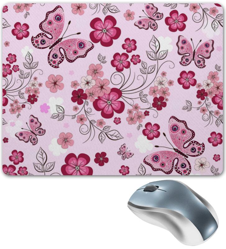 Коврик для мышки Printio Бабочки коврик для мышки printio цветочная цепочка