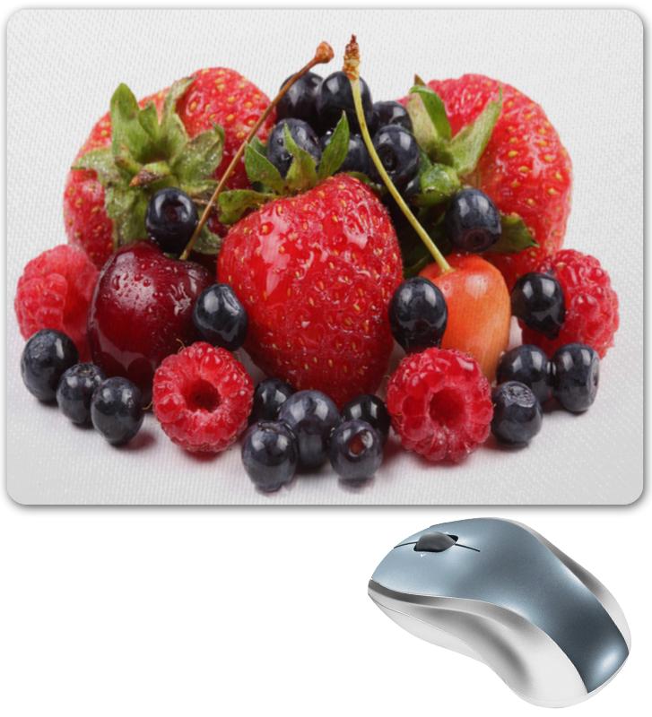 Коврик для мышки Printio Ягодки бусы из хрусталя ягодки