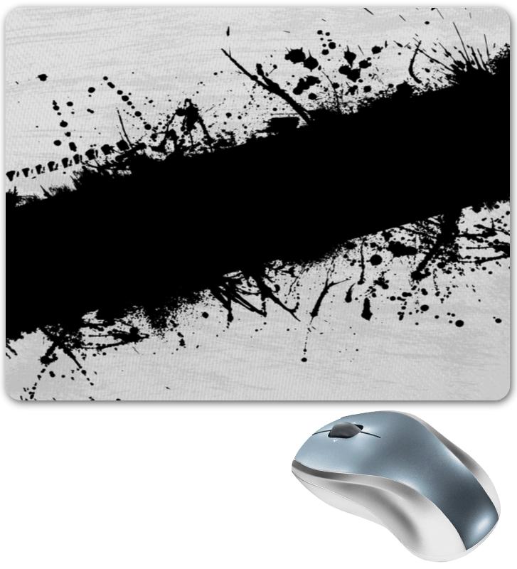 Коврик для мышки Printio Черная краска